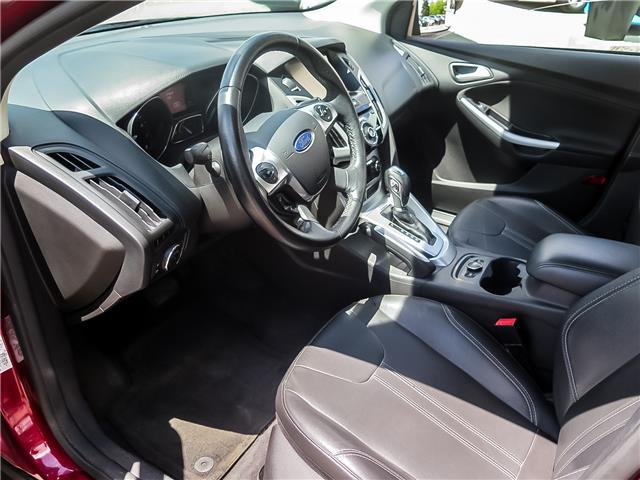 2013 Ford Focus SE (Stk: 11598A) in Waterloo - Image 11 of 24
