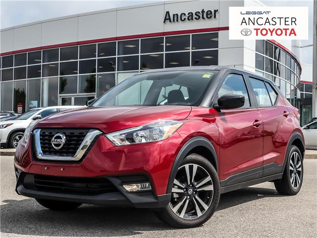 2018 Nissan Kicks SV (Stk: 19463A) in Ancaster - Image 1 of 21
