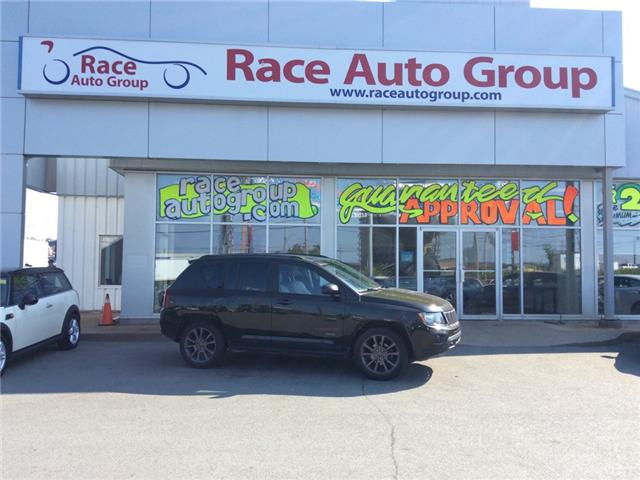 2017 Jeep Compass Sport/North (Stk: 16784) in Dartmouth - Image 1 of 20