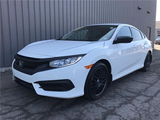 2016 Honda Civic DX (Stk: U3472A) in Charlottetown - Image 1 of 21