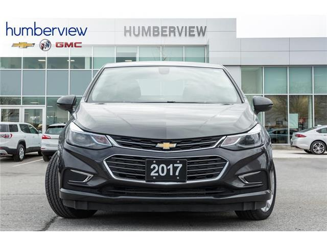 2017 Chevrolet Cruze Premier Auto (Stk: DR4372) in Toronto - Image 2 of 18