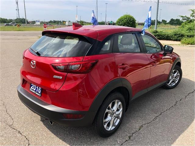 2016 Mazda CX-3 GS (Stk: 16480A) in Oakville - Image 5 of 19