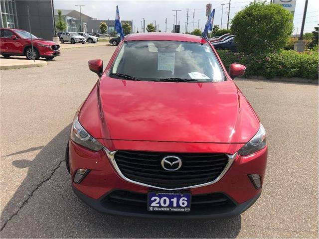 2016 Mazda CX-3 GS (Stk: 16480A) in Oakville - Image 8 of 19
