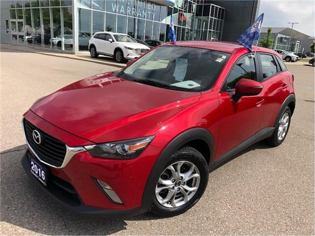 2016 Mazda CX-3 GS (Stk: 16480A) in Oakville - Image 9 of 19