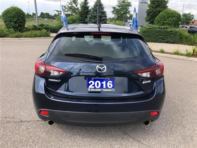 2016 Mazda Mazda3 Sport GX (Stk: 16737A) in Oakville - Image 4 of 21