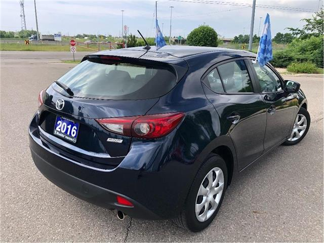 2016 Mazda Mazda3 Sport GX (Stk: 16737A) in Oakville - Image 7 of 21