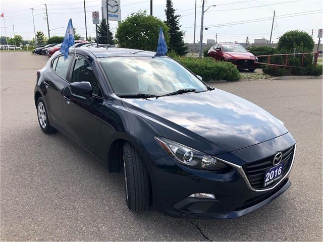 2016 Mazda Mazda3 Sport GX (Stk: 16737A) in Oakville - Image 9 of 21