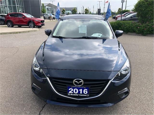 2016 Mazda Mazda3 Sport GX (Stk: 16737A) in Oakville - Image 10 of 21