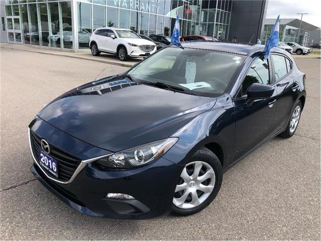2016 Mazda Mazda3 Sport GX (Stk: 16737A) in Oakville - Image 11 of 21