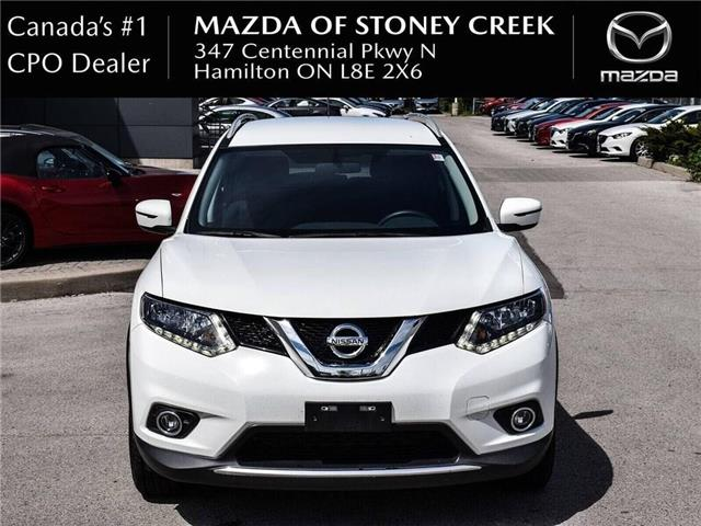 2016 Nissan Rogue S (Stk: SR1220) in Hamilton - Image 3 of 21