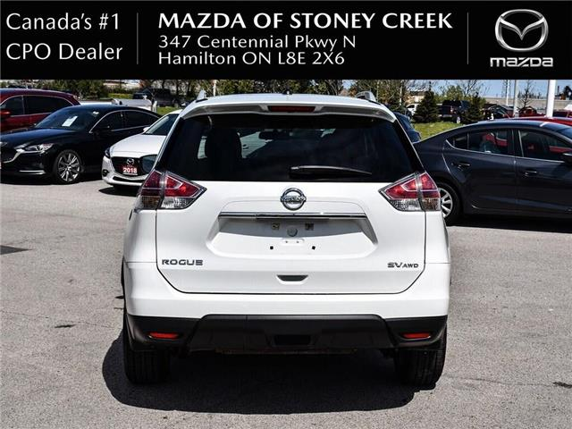 2016 Nissan Rogue S (Stk: SR1220) in Hamilton - Image 9 of 21