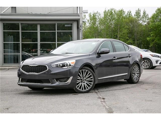 2016 Kia Cadenza Tech (Stk: P1210) in Gatineau - Image 1 of 27