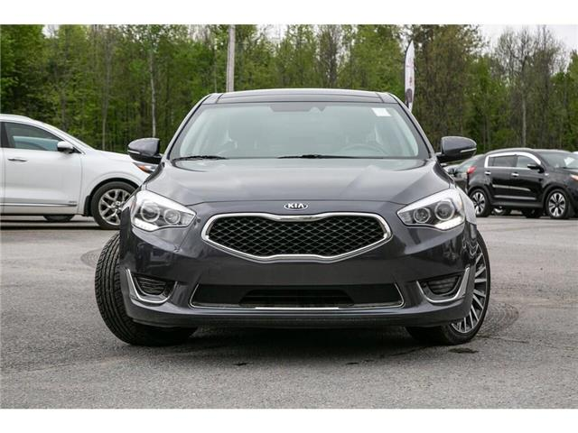 2016 Kia Cadenza Tech (Stk: P1210) in Gatineau - Image 2 of 27