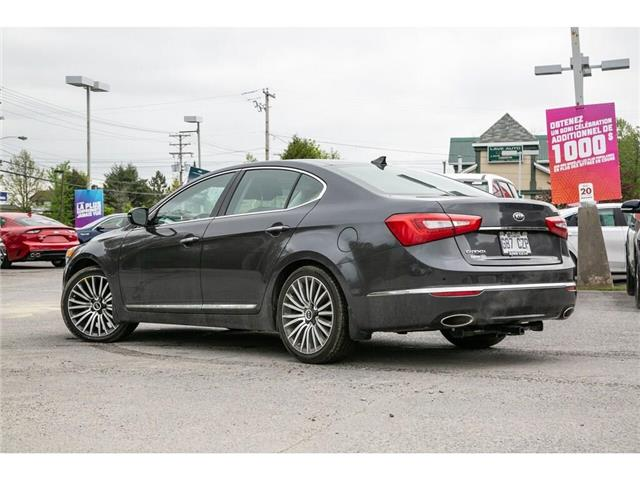 2016 Kia Cadenza Tech (Stk: P1210) in Gatineau - Image 4 of 27