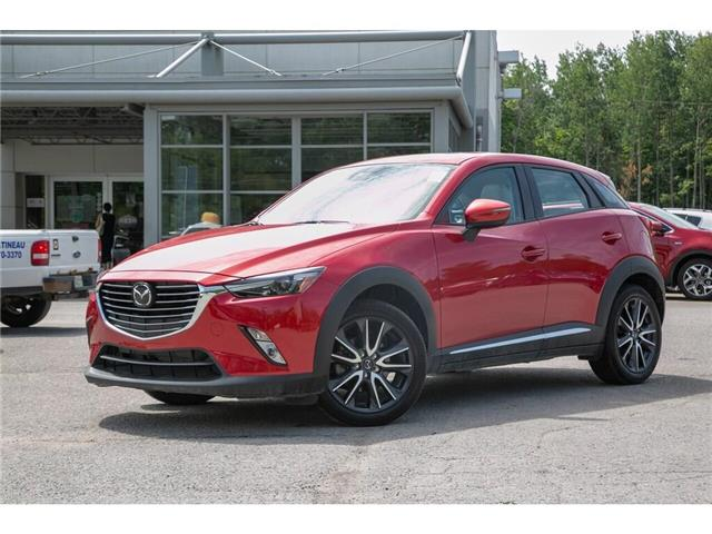 2018 Mazda CX-3 GT (Stk: 20198A) in Gatineau - Image 1 of 30