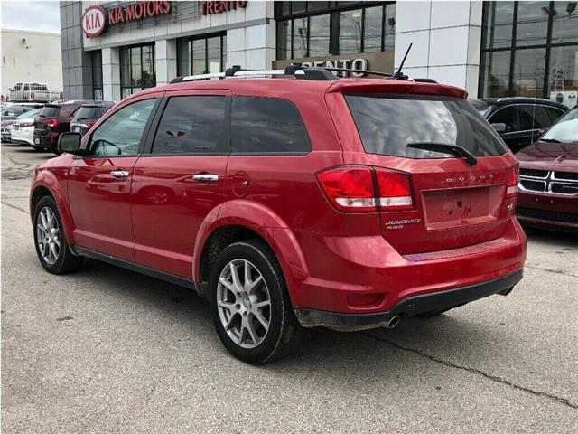 2016 Dodge Journey R/T (Stk: SF113) in North York - Image 3 of 27
