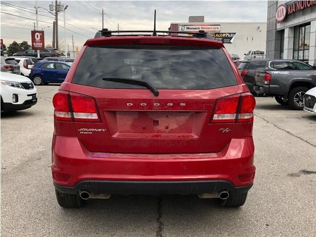 2016 Dodge Journey R/T (Stk: SF113) in North York - Image 4 of 27
