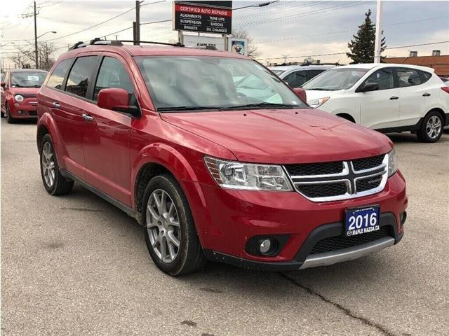 2016 Dodge Journey R/T (Stk: SF113) in North York - Image 7 of 27