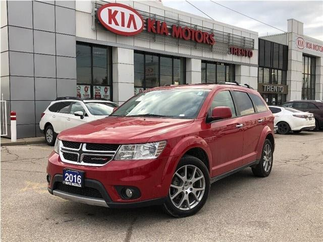 2016 Dodge Journey R/T (Stk: SF113) in North York - Image 9 of 27