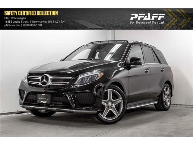 2016 Mercedes-Benz GLE-Class Base (Stk: V3799A) in Newmarket - Image 1 of 22