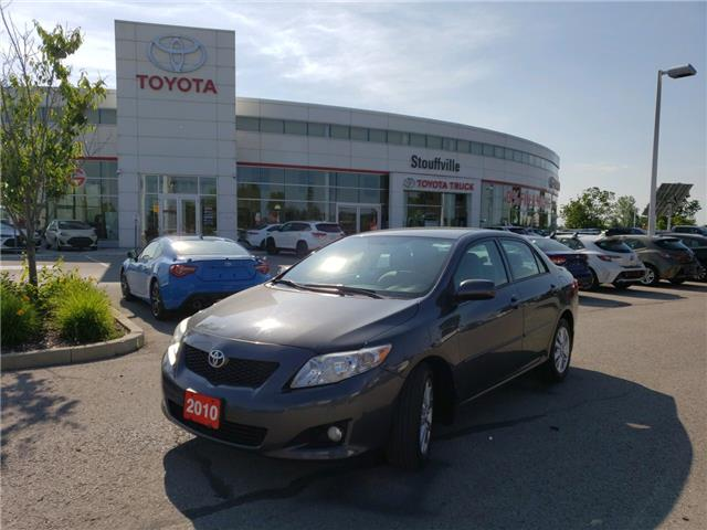 2010 Toyota Corolla LE (Stk: 200018A) in Whitchurch-Stouffville - Image 1 of 9