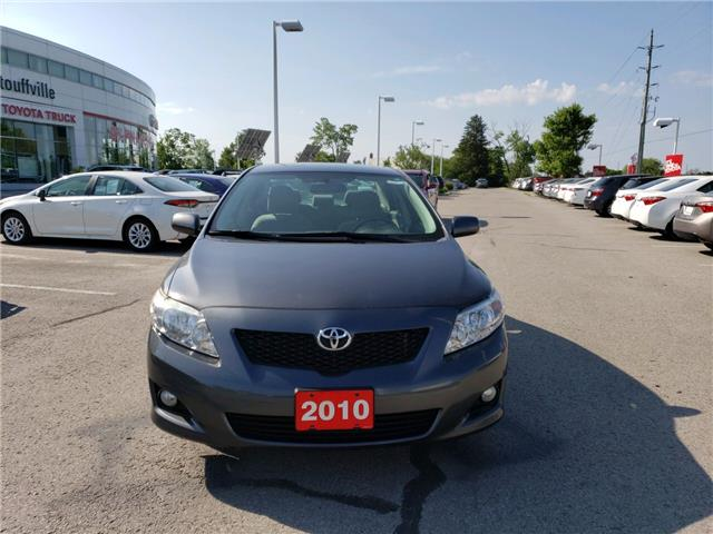 2010 Toyota Corolla LE (Stk: 200018A) in Whitchurch-Stouffville - Image 2 of 9
