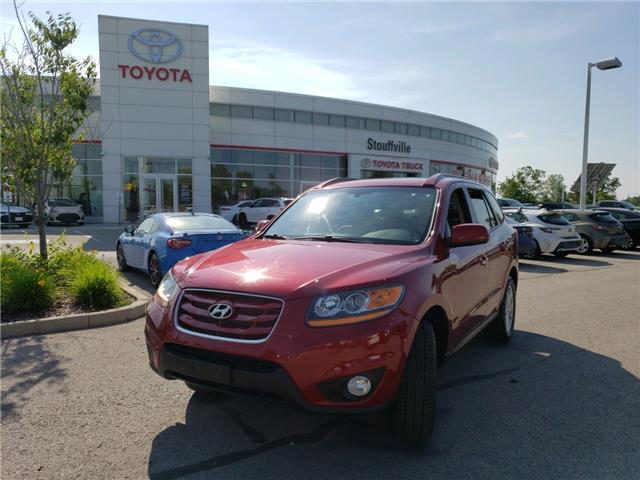 2011 Hyundai Santa Fe Limited 3.5 (Stk: 190633A) in Whitchurch-Stouffville - Image 1 of 9