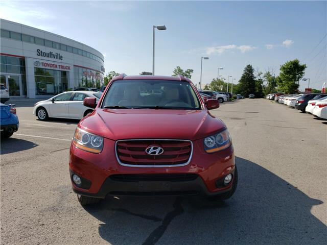 2011 Hyundai Santa Fe Limited 3.5 (Stk: 190633A) in Whitchurch-Stouffville - Image 2 of 9