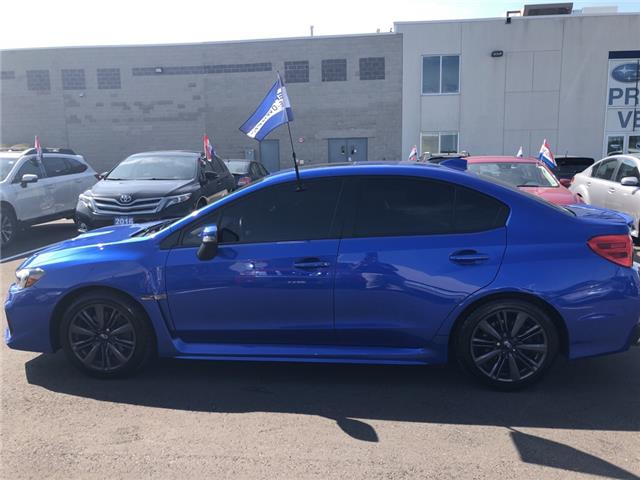 2018 Subaru WRX Sport (Stk: 19SB633A) in Innisfil - Image 2 of 18