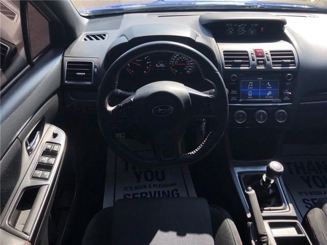 2018 Subaru WRX Sport (Stk: 19SB633A) in Innisfil - Image 16 of 18