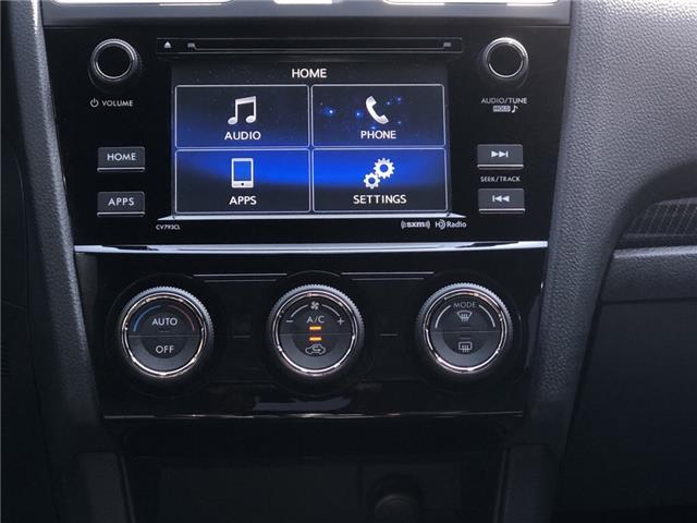 2018 Subaru WRX Sport (Stk: 19SB633A) in Innisfil - Image 17 of 18