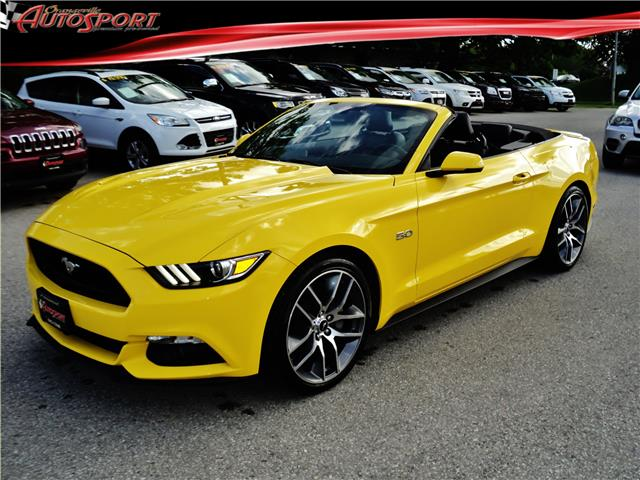 2015 Ford Mustang GT Premium (Stk: 1485A) in Orangeville - Image 1 of 27