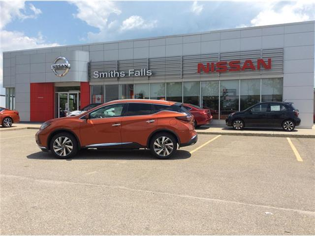 2019 Nissan Murano SL (Stk: 19-166) in Smiths Falls - Image 1 of 13