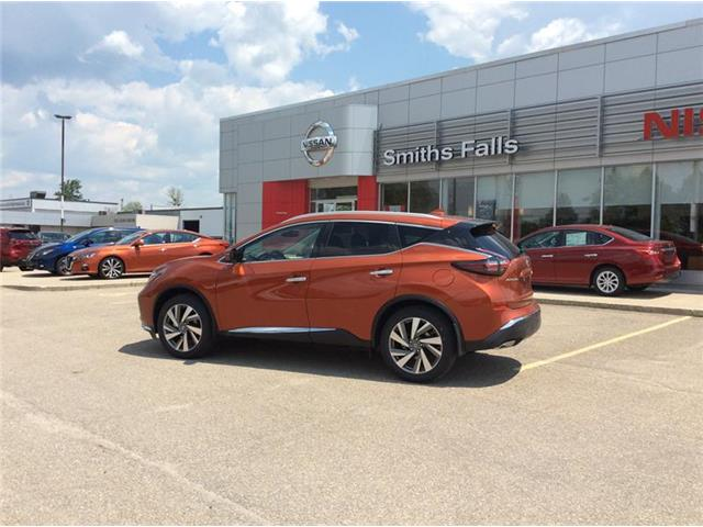 2019 Nissan Murano SL (Stk: 19-166) in Smiths Falls - Image 3 of 13