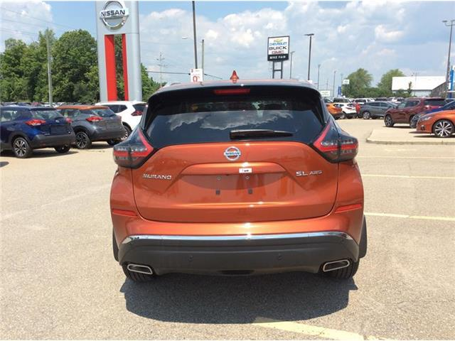 2019 Nissan Murano SL (Stk: 19-166) in Smiths Falls - Image 4 of 13