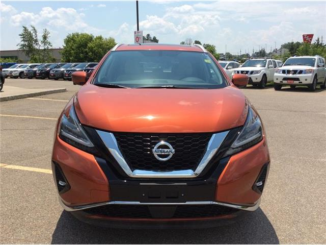 2019 Nissan Murano SL (Stk: 19-166) in Smiths Falls - Image 5 of 13