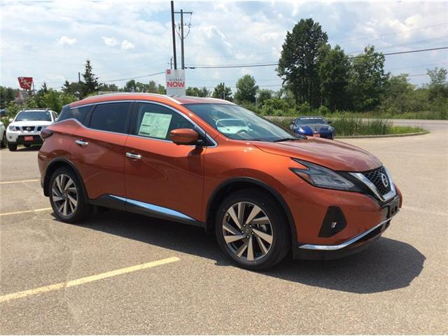 2019 Nissan Murano SL (Stk: 19-166) in Smiths Falls - Image 7 of 13