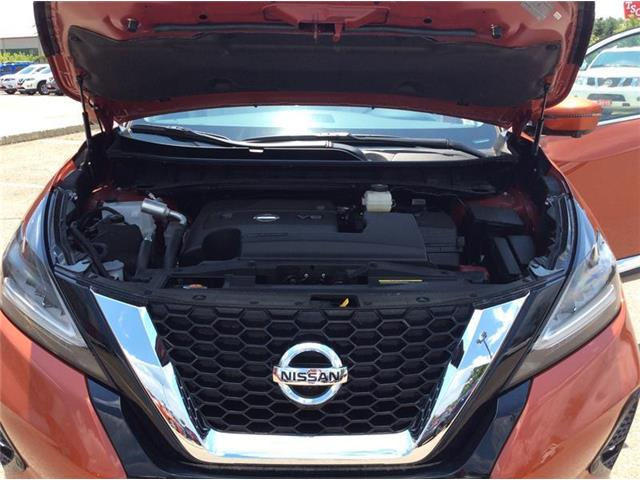 2019 Nissan Murano SL (Stk: 19-166) in Smiths Falls - Image 12 of 13