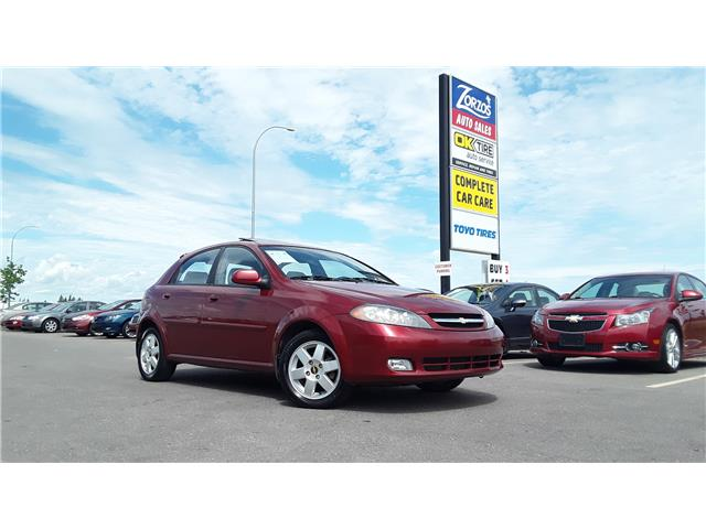 2004 Chevrolet Optra 5 LS (Stk: ) in Brandon - Image 1 of 21