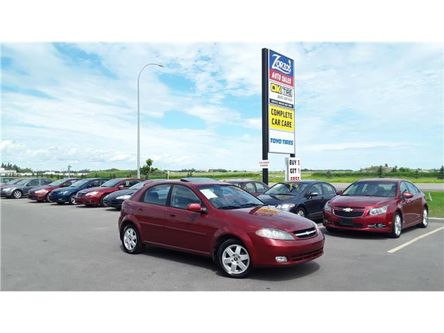 2004 Chevrolet Optra 5 LS (Stk: ) in Brandon - Image 11 of 21