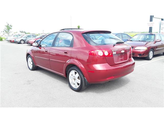 2004 Chevrolet Optra 5 LS (Stk: ) in Brandon - Image 17 of 21