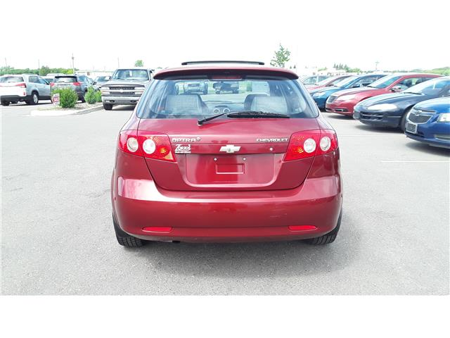 2004 Chevrolet Optra 5 LS (Stk: ) in Brandon - Image 18 of 21