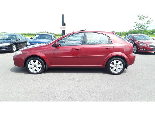 2004 Chevrolet Optra 5 LS (Stk: ) in Brandon - Image 19 of 21