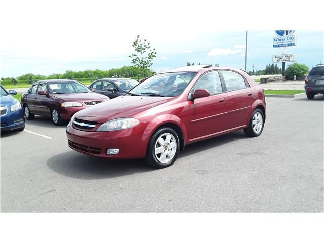 2004 Chevrolet Optra 5 LS (Stk: ) in Brandon - Image 20 of 21