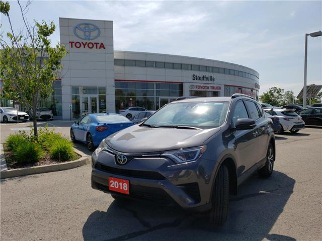 2018 Toyota RAV4 LE (Stk: 190797A) in Whitchurch-Stouffville - Image 1 of 11