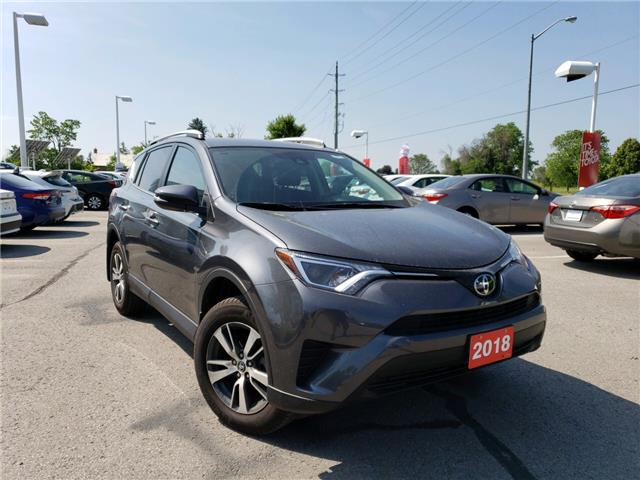 2018 Toyota RAV4 LE (Stk: 190797A) in Whitchurch-Stouffville - Image 4 of 11
