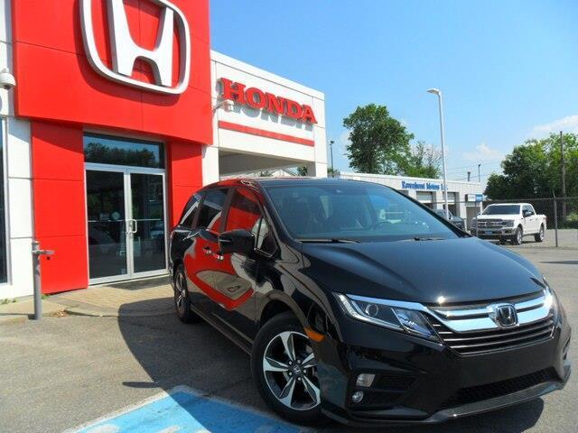 2019 Honda Odyssey EX (Stk: 10381) in Brockville - Image 10 of 27