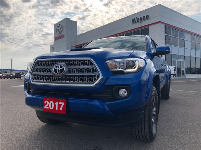 2017 Toyota Tacoma TRD Sport (Stk: 10950) in Thunder Bay - Image 2 of 30
