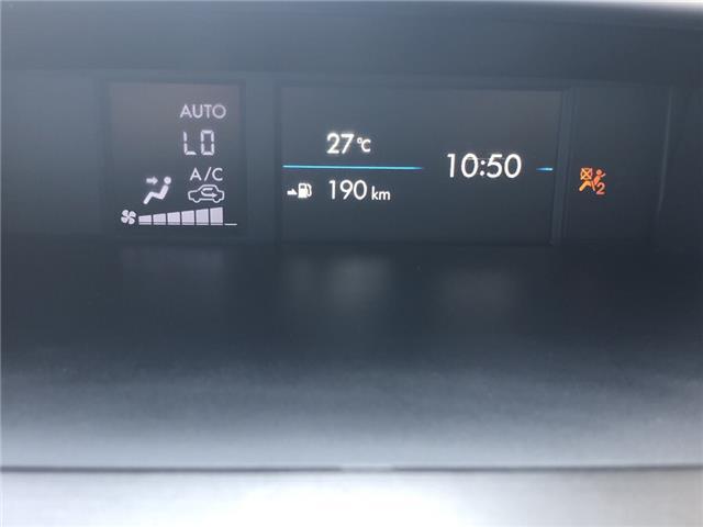2014 Subaru Impreza 2.0i Sport Package (Stk: 19SB640A) in Innisfil - Image 14 of 15