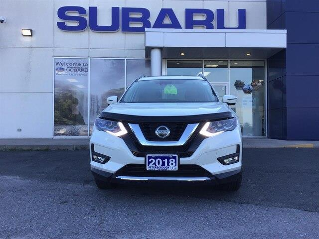 2018 Nissan Rogue SL (Stk: S3840A) in Peterborough - Image 4 of 20